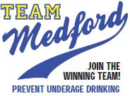 LOGO for Team Medford