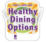Healthy Dining Options logo